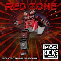 Red Zone | Enigmatik and Beat Kouple | Mad For Kicks OUT 29/01/21