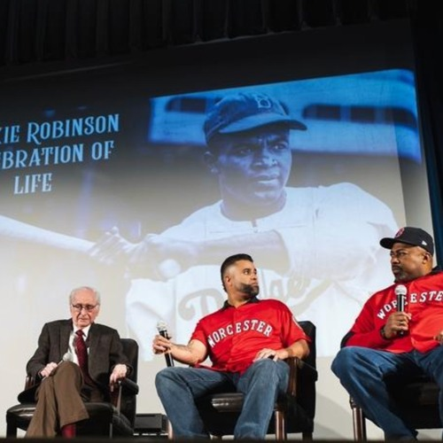 Worcester Red Sox Show - Jackie Robinson's Birthday & Mookie Betts Trade