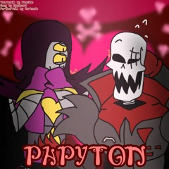 (6th Anniversary Underfell Special 2/2) [FURTHERFELL - Rethroned] PAPYTON