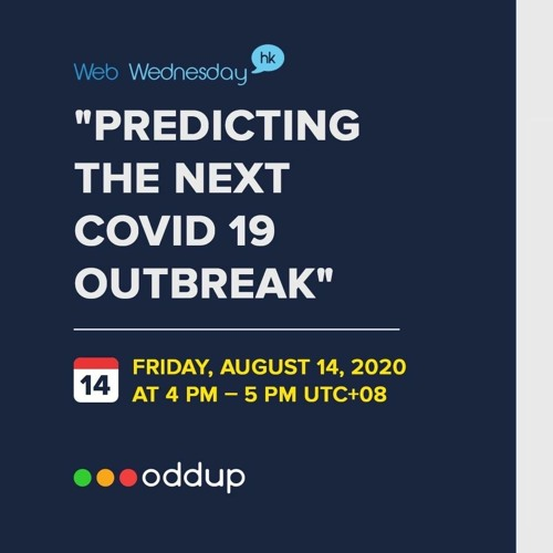 """Can Data Predict the Next Covid-19 Outbreak"" with James Giancotti, Co-founder of Oddup (V127)"