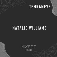TEHRAN EYE RADIO Mix Set by Natalie Williams (September 2021)
