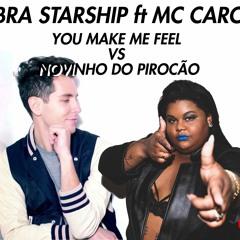 Cobra Starship ft Mc Carol -  You Make Me Feel Pirocão (Chai Mashup)