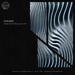 Parano - Rotary Thoughts [ATNM012]