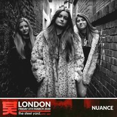 Nuance - Shogun London Promo Mix