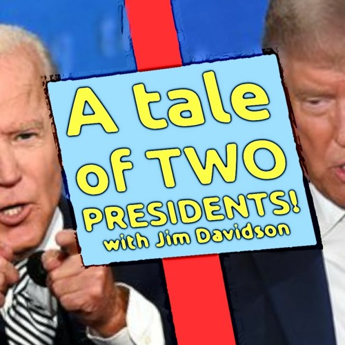 LSR 549: A Tale Of Two PRESIDENTS! with Jim Davidson