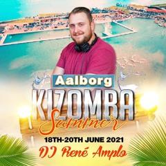 RENE AMPLO - Live at Aalborg Dance Summer Festival Friday 23.00-00.00 Set (18-06-2021)