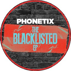 Phonetix - The Black listed EP (SHAG018)  Out Now / Vinyl To Follow