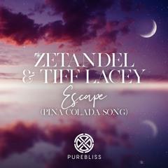 Zetandel & Tiff Lacey - Escape (Pina Colada Song)