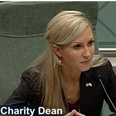 SANTA BARBARA TALKS PODCAST 31: Dr. Charity Dean