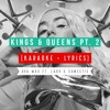 Download Ava Max - Kings & Queens Pt. 2 (Karaoke) Mp3