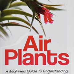 ✔DOWNLOAD PDF Air Plants: A Beginners Guide To Understanding Air Plants, Growing