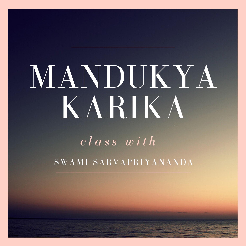53. Mandukya Upanishad - Chapter 1-2...