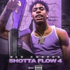 NLE Choppa - Shotta Flow 4 (Prod By CashMoneyAp)