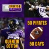 50 Pirates in 50 Days_ Quentin Cotton (2005-2008)