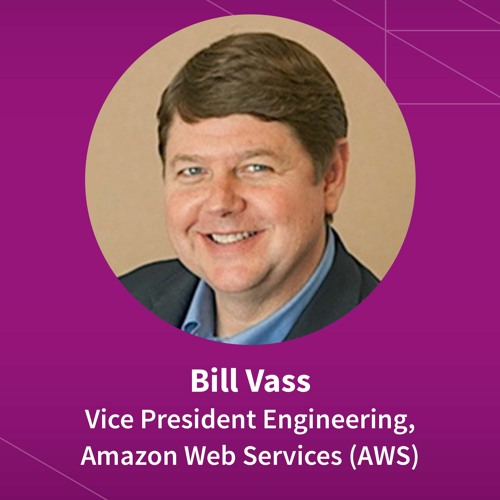 Bill Vass on the AWS cloud, data science & the future of energy operations