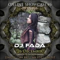 FADA :: Merkaba Music Online Showcase #6 (26Dec20)