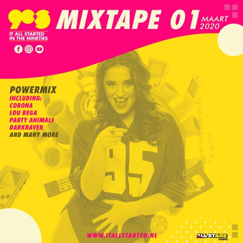It All Started In The Nineties - Mixtape 1