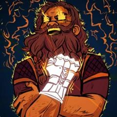 Phoenix Fire Gauntlet