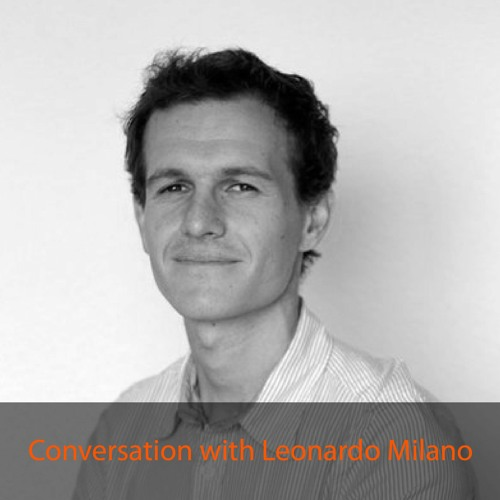 Episode 9: Conversation With Leonardo Milano (UN OCHA Centre For Humanitarian Data)
