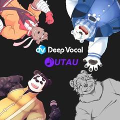 Spica! Acapella featuring a bear quartet