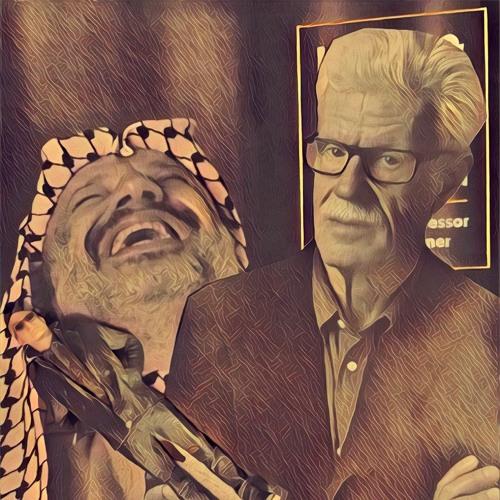Bengt G Nilsson - Arafat nöp mig i sidfläsket!