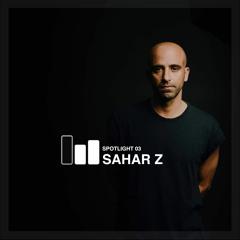 Spotlight 03 | Sahar Z