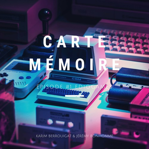 Carte Mémoire Épisode 1 - Ediogames