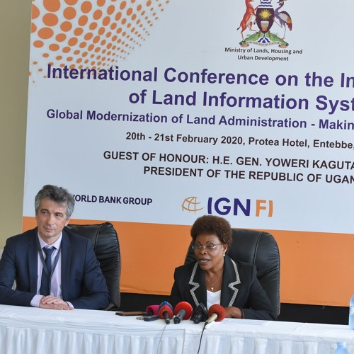 Uganda moves to strengthen land rights with digital registry
