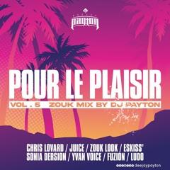 DJ Payton - Pour Le Plaisir Vol.5