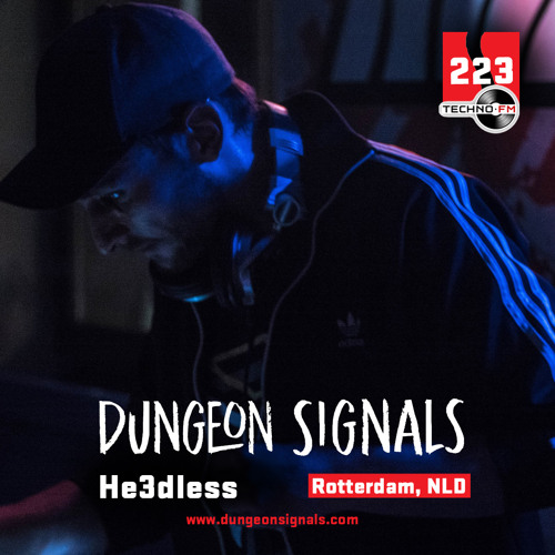 Dungeon Signals Podcast 223 - He3dless