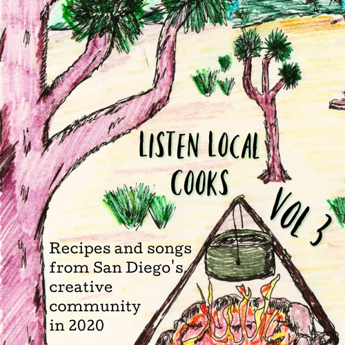 Listen Local Cooks Vol 3 Playlist 2020