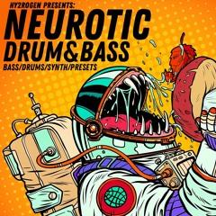 Neurotic Drum & Bass / #DNB #SAMPLEPACK #NEUROFUNK #LIQUID #JUNGLE