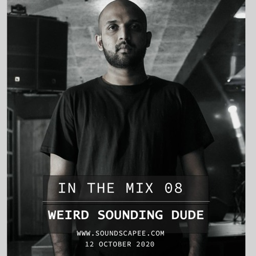 In the Mix 08 - Weird Sounding Dude [India]