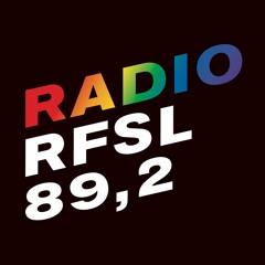 Radio RFSL - 21-06-16 - (in)visible, Sarah Hegazi & Shoutout för PridePodd