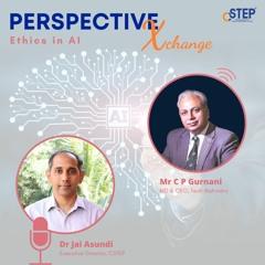 CSTEP Perspective Xchange - Ethics in AI