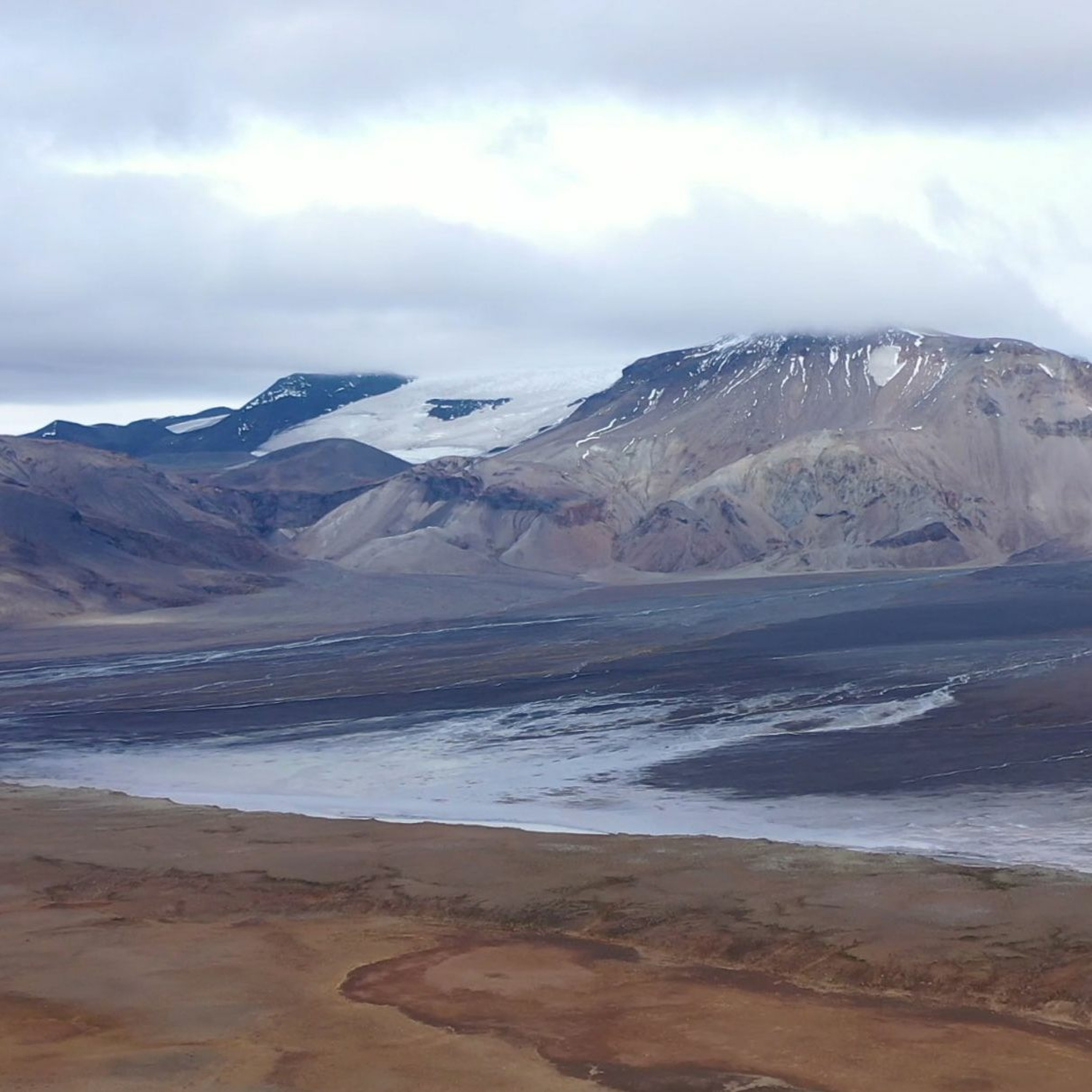 Singing to Glaciers: What Iceland can teach us about grief & our common future