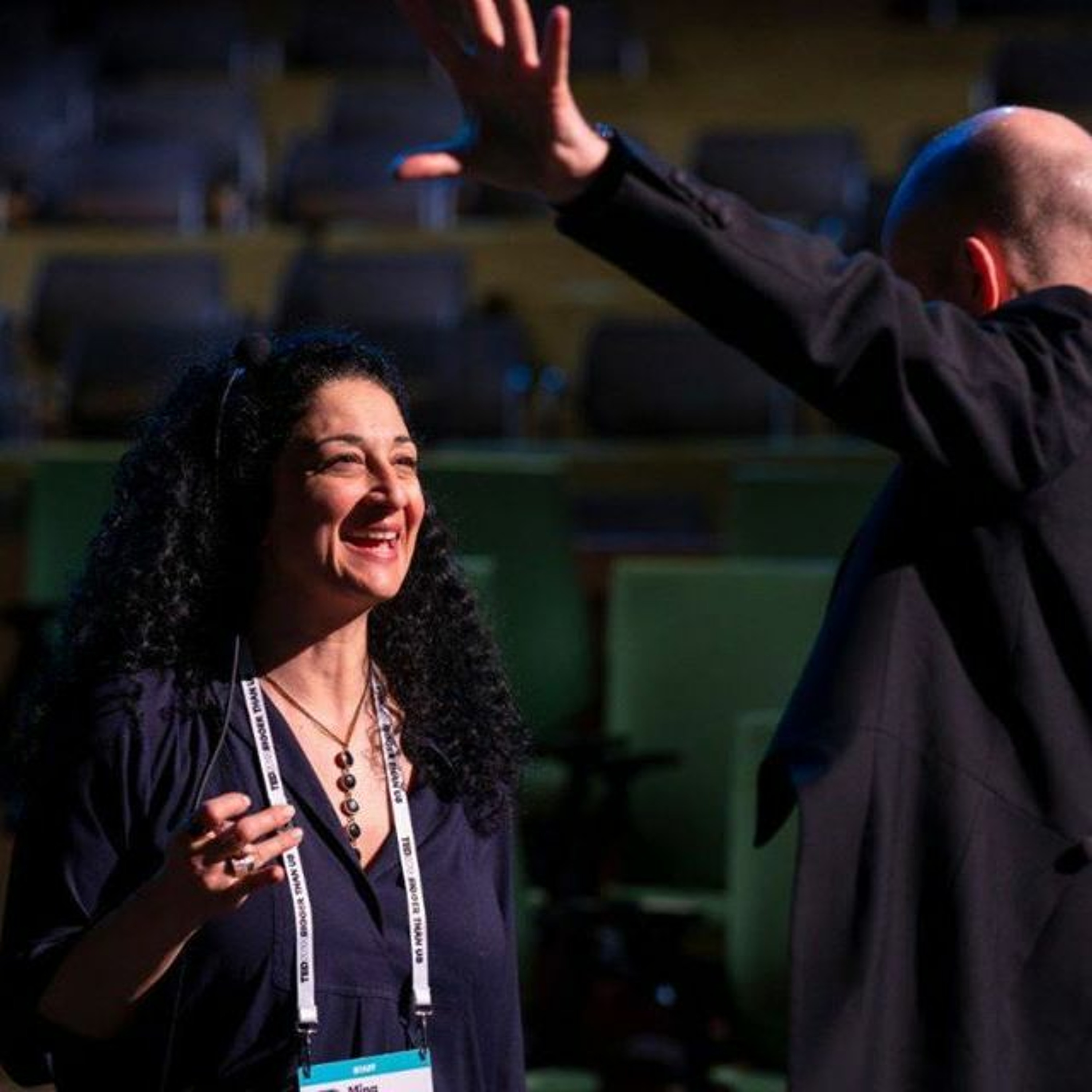 Capture your event perfectly — Mina Sabet, Director of Production and Video Operations, TED