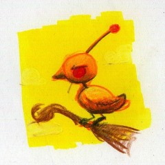 Rudy The Red Robotic Robin