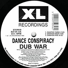 Dance Conspiracy - Dub War (Myth's Rolly Mix)