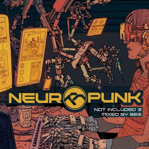 Neuropunk special — NOT INCLUDED 3 by Bes 2020