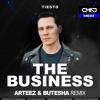 Tiesto - The Business (Butesha & Arteez Remix) Radio Edit