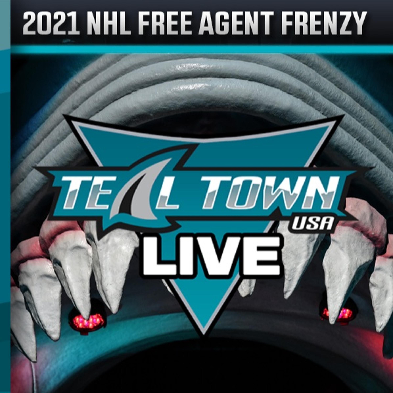 2021 NHL Free Agent Frenzy Recap with Chelena Goldman - NHL.com