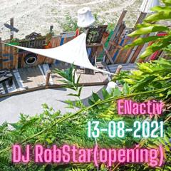 DJ RobStar and ENactive live@MUK Garten 2021-08-13