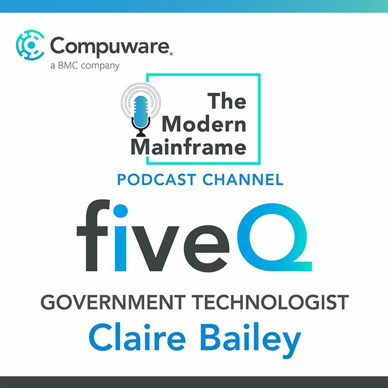 fiveQ: Government Technologist Claire Bailey