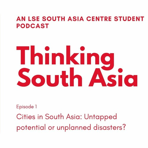 Thinking South Asia - E.1 Cities in South Asia