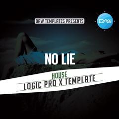 No Lie Logic Pro X Template