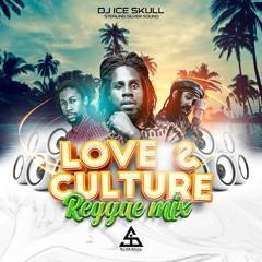 Love & Culture ** Dj Ice Skull Reggae Mix  2021