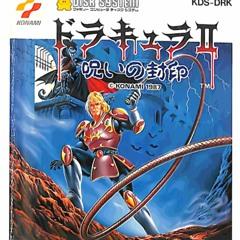 『ドラキュラII 呪いの封印』(Castlevania II Simon's Quest)Bloody Tears (昼の道BGM)arrange