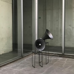 "A sample of Luz María Sánchez's sound piece ""V.[u]nf_4"""