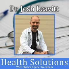 Ep 190: Can Healthy Nutrition Wean Diabetics Off Medication? - Dr Josh Leavitt